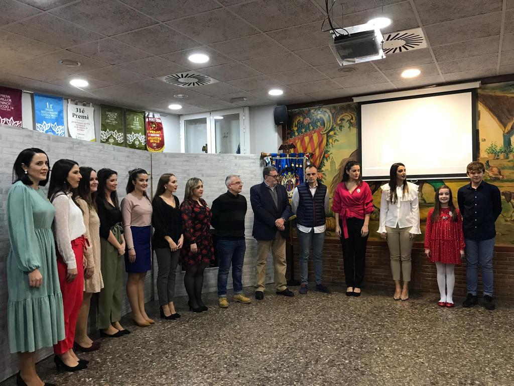 Semana cultural falla Sant Roc de Torrent