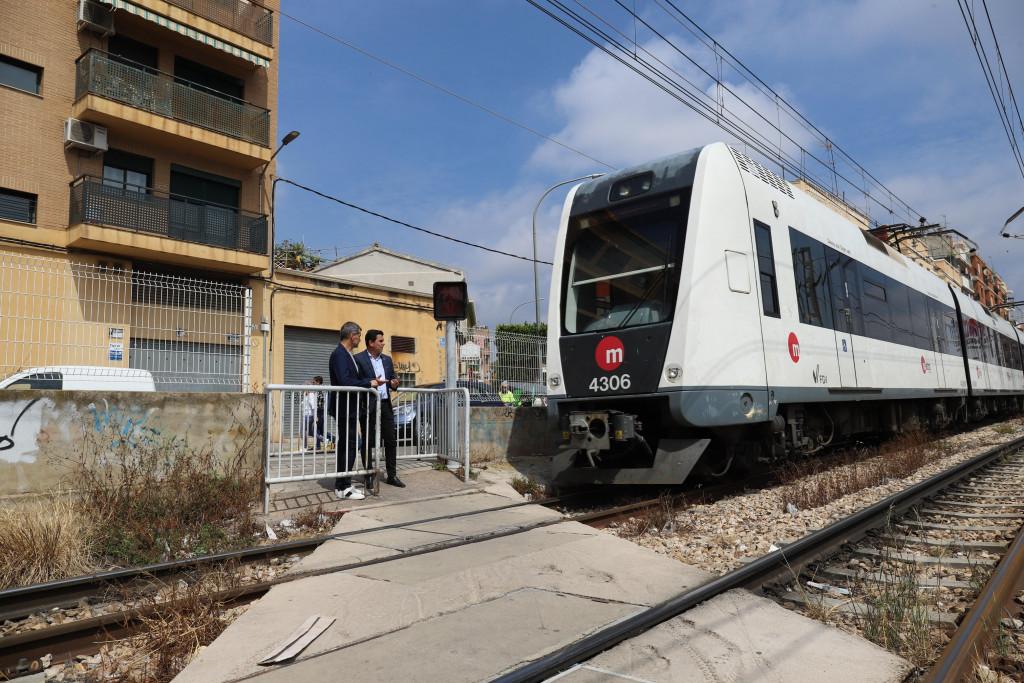 Subiela Cantó Burjassot Metro