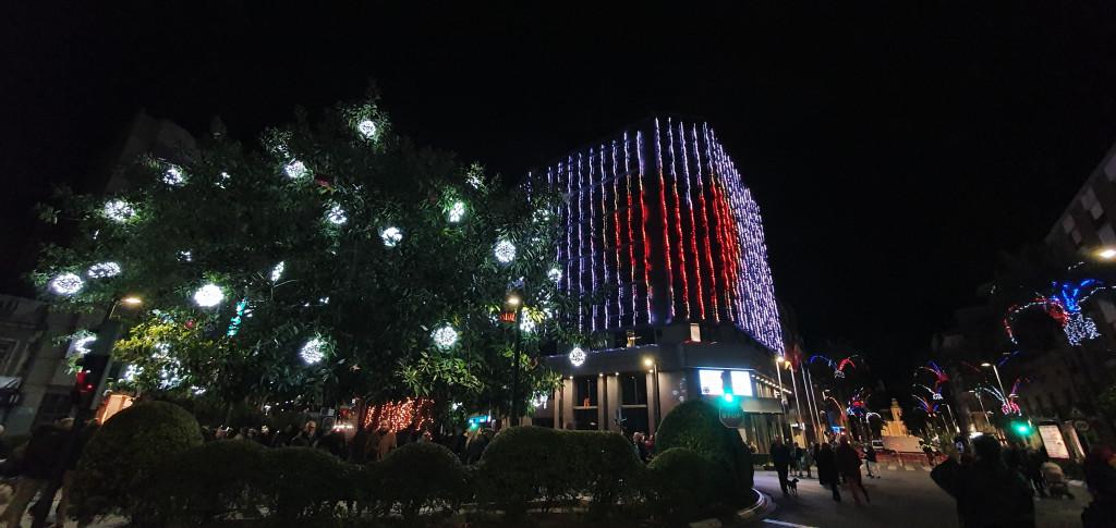 alumbrado Navidad Torrent