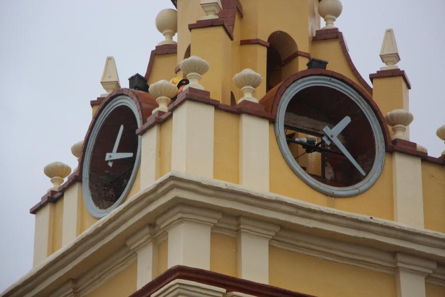 picassent campanario iglesia