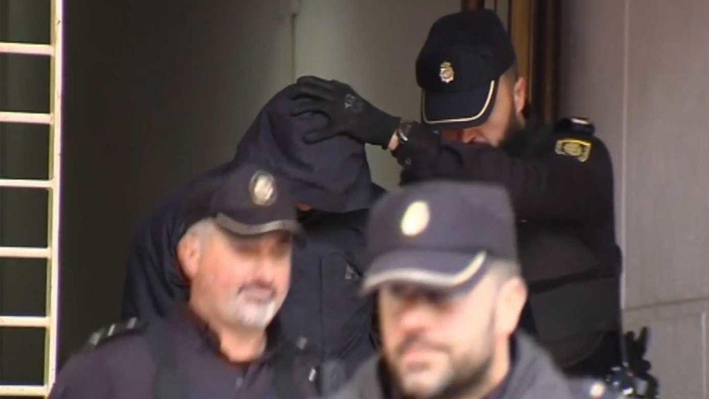 presunto asesino marta calvo detenido Guardia Civil