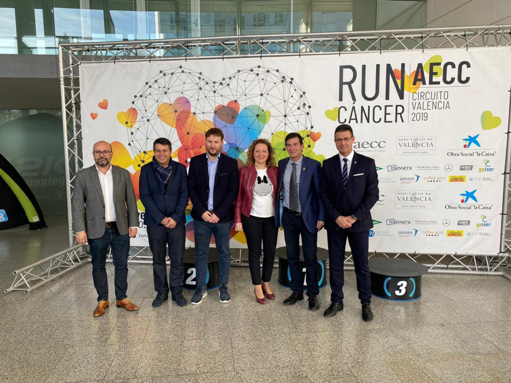 Burjassot circuito run cancer 2020