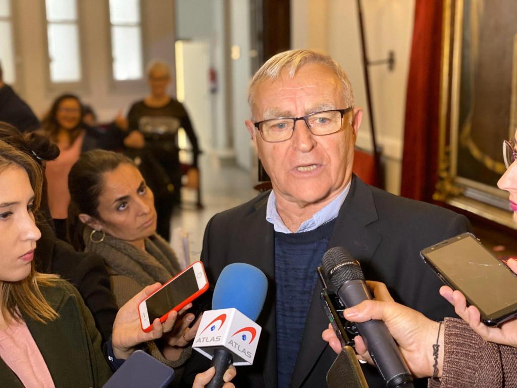 Joan Ribó alcalde de Valencia