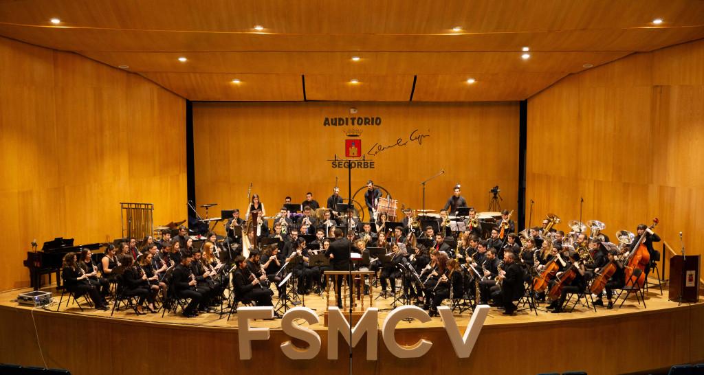 Joven Banda Sinfónica de la FSMCV