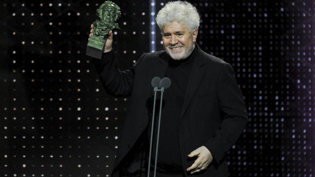 Pedro Almodóvar Premios Goya