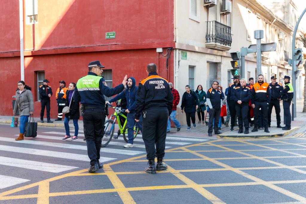 Policia Local y proteccion Civil Mislata