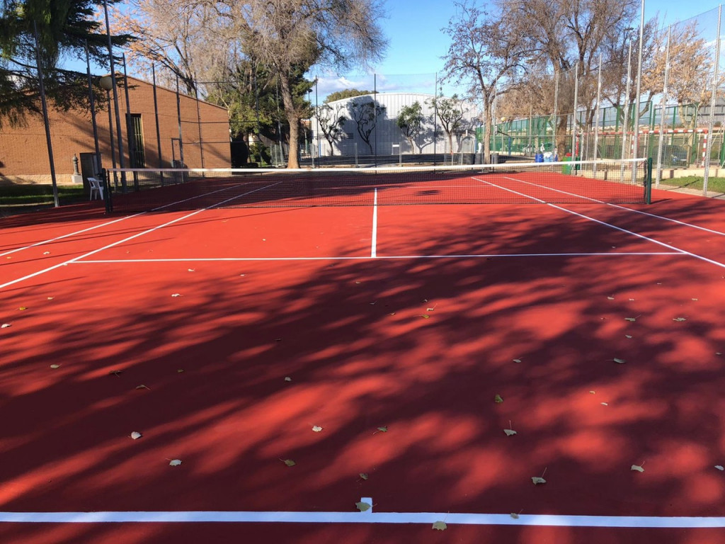 Quart de Poblet pista de tenis