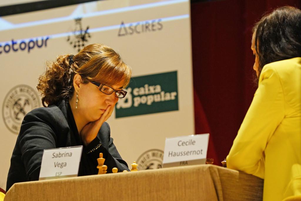 Sabrina Vega ajedrez