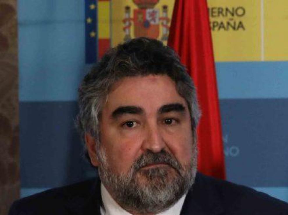 José Manuel Rodríguez Uribes será el nuevo ministro de Cultura y Deportes