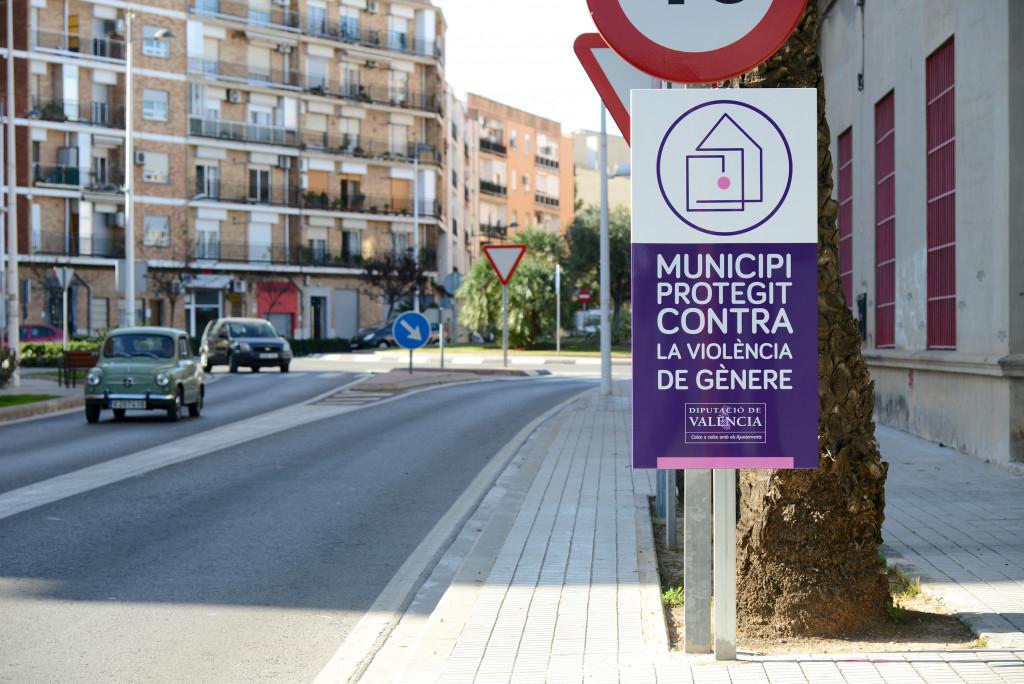 paiporta municipio contra violencia de género