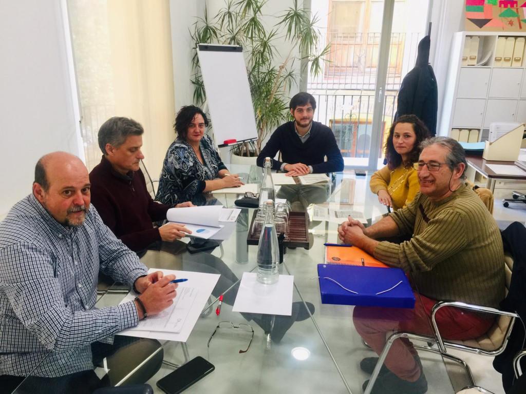 reunion Generalitat y Massamagrell parque viviendas
