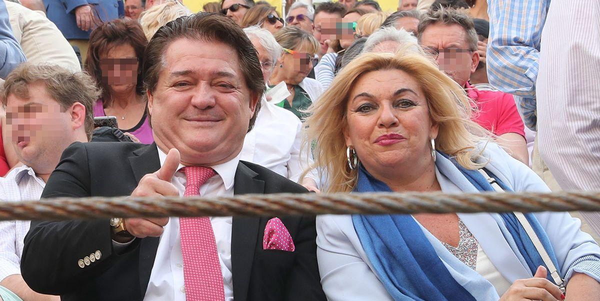 El Soro se casa con Eva Rangel