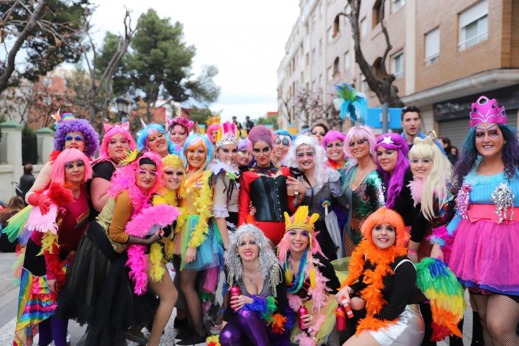 Cabalgata del Ninot Paterna 2019