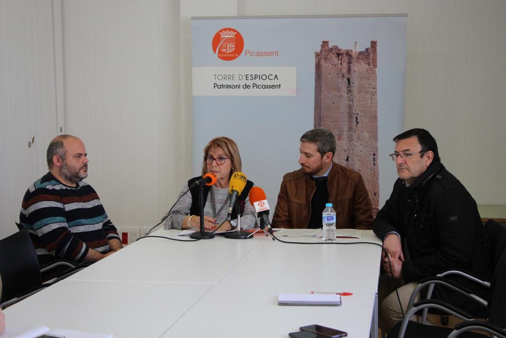 presupuesto Generalitat en Picassent