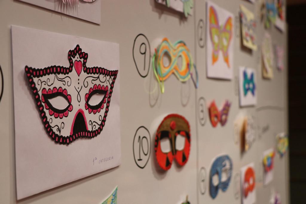 mascaras Carnaval Torrent