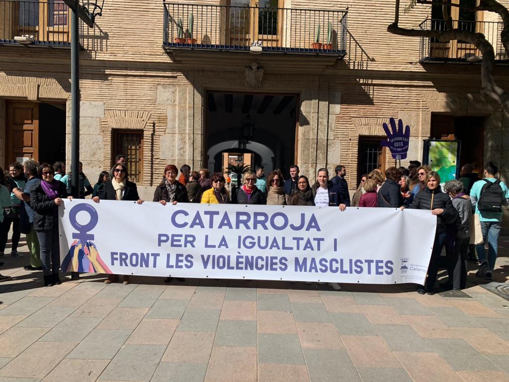 Día Internacional de la Mujer en Catarroja