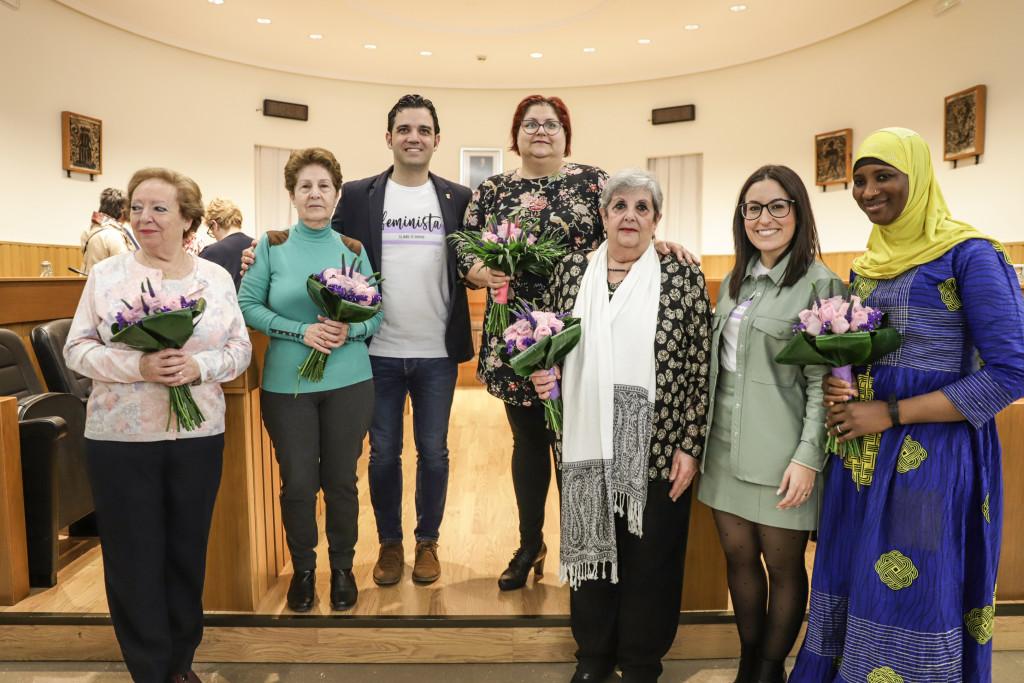 Día Internacional de la Mujer en Paterna
