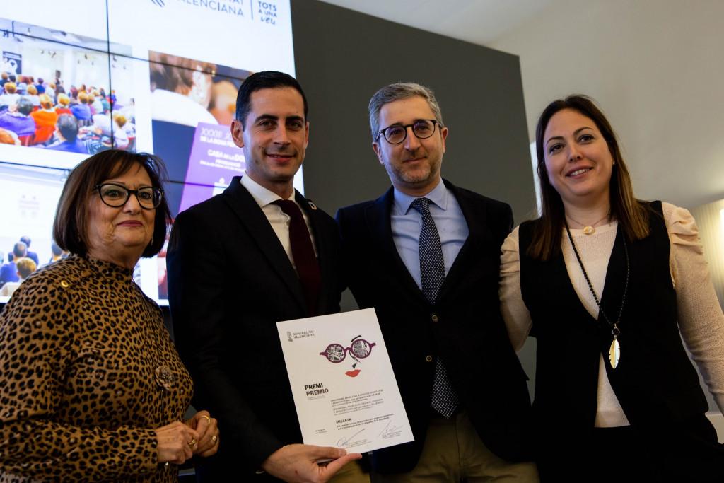 Generalitat premio Mislata