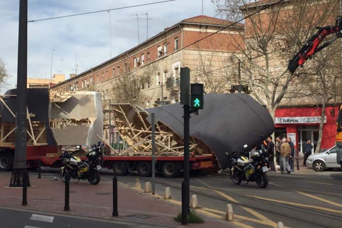 accidente falla municipal