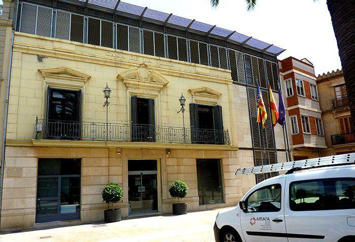 ayuntamiento massamagrell