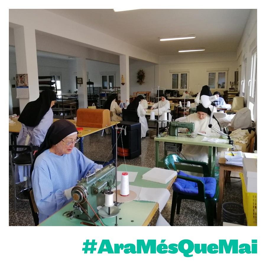 #AraMésQueMai - Taller Madre Mazzarello Amparito Baviera (5)