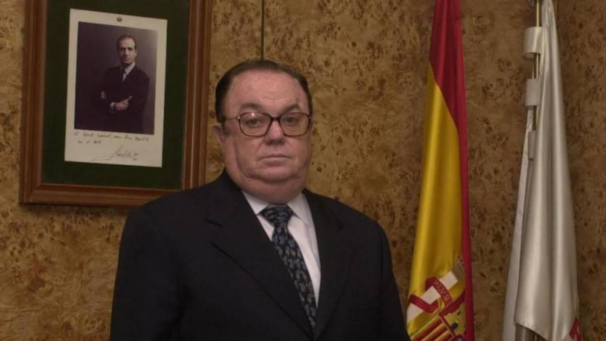 Manuel Pérez ex presidente federación ciclismo
