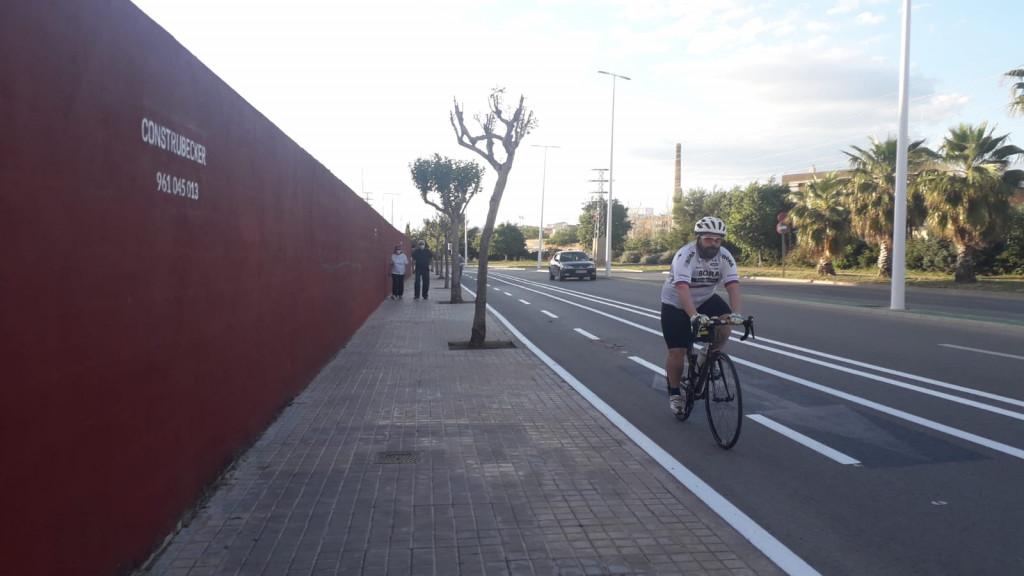 Carril Bici Catarroja