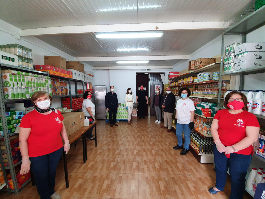Factory Bonaire Donación Caritas Aldaia
