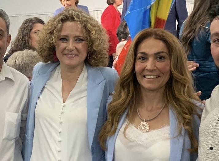 PP Torrent Amparo Folgado y Adelina Gonzalez