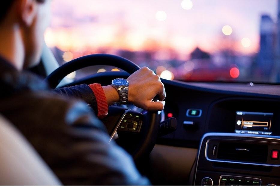 coche conductor