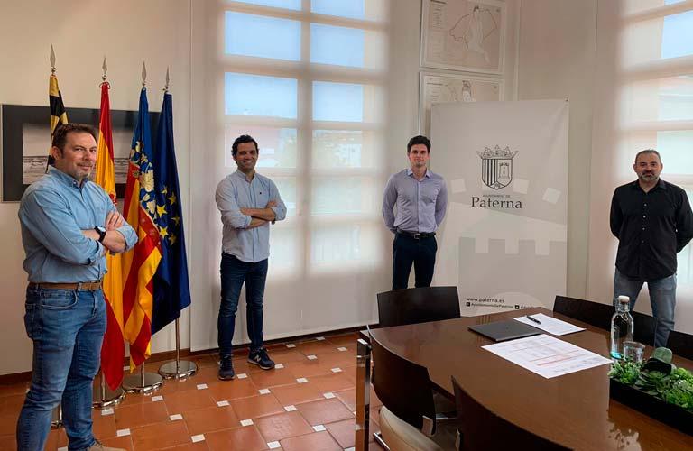 EPI Puertas Andreu Paterna