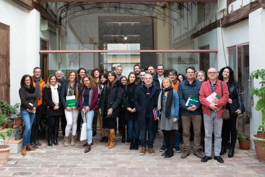 Foto archivo Jornada Fundación Horta Sud