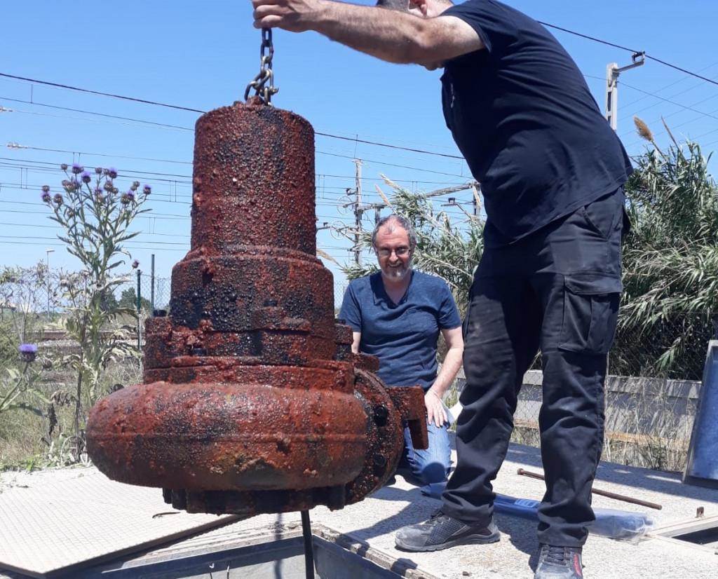 Massalfassar bomba agua