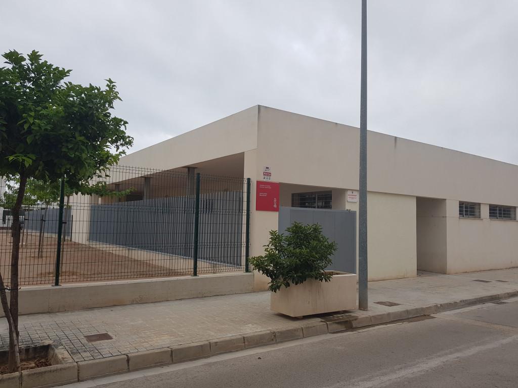 Nuevo centro de salud de Massalfassar