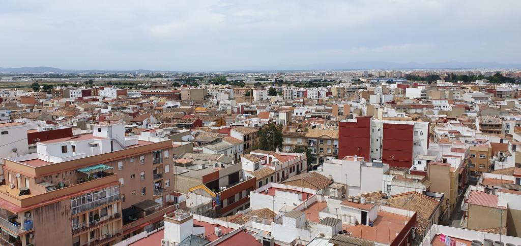 Torrent barrio Alter vista aérea