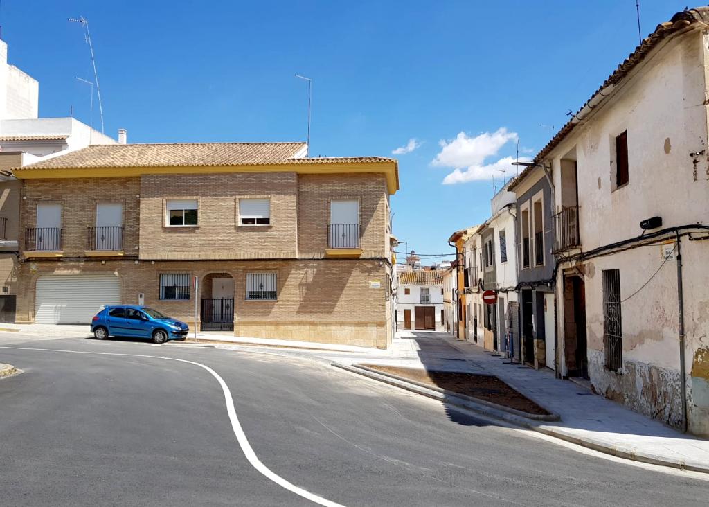 Torrent calle Sant Francesc