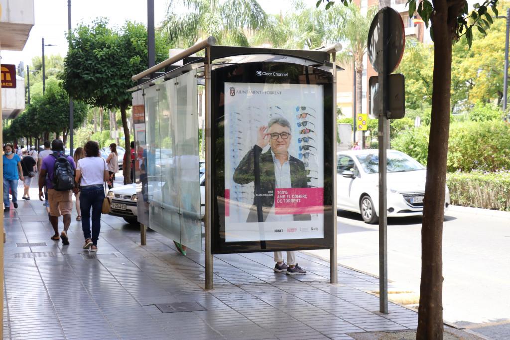 Torrent campaña comercio local coronavirus