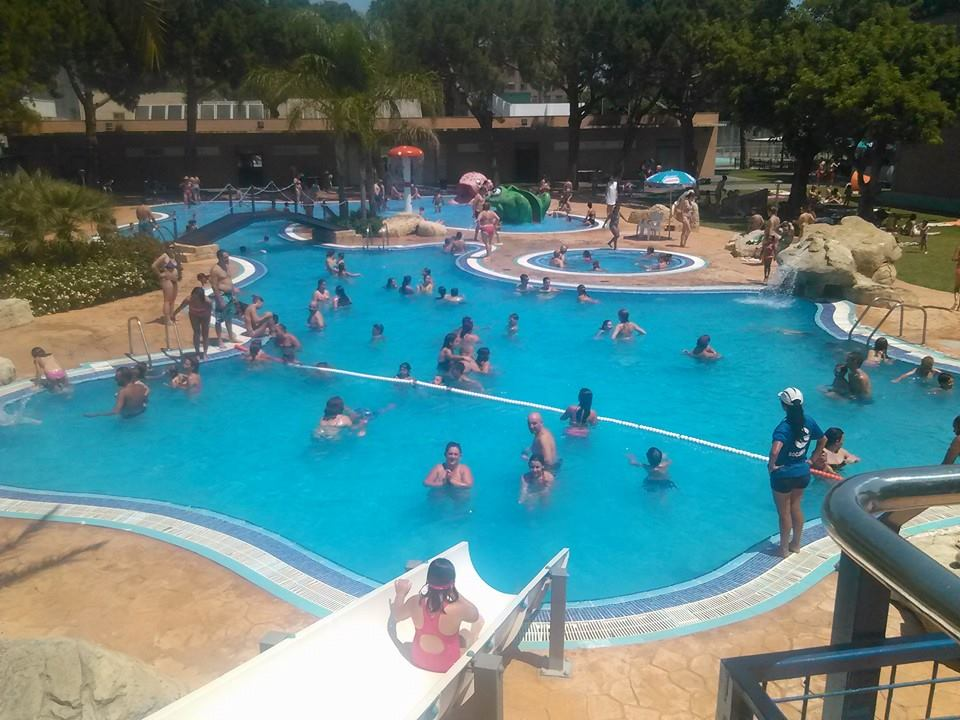 piscina lúdica Aldaia