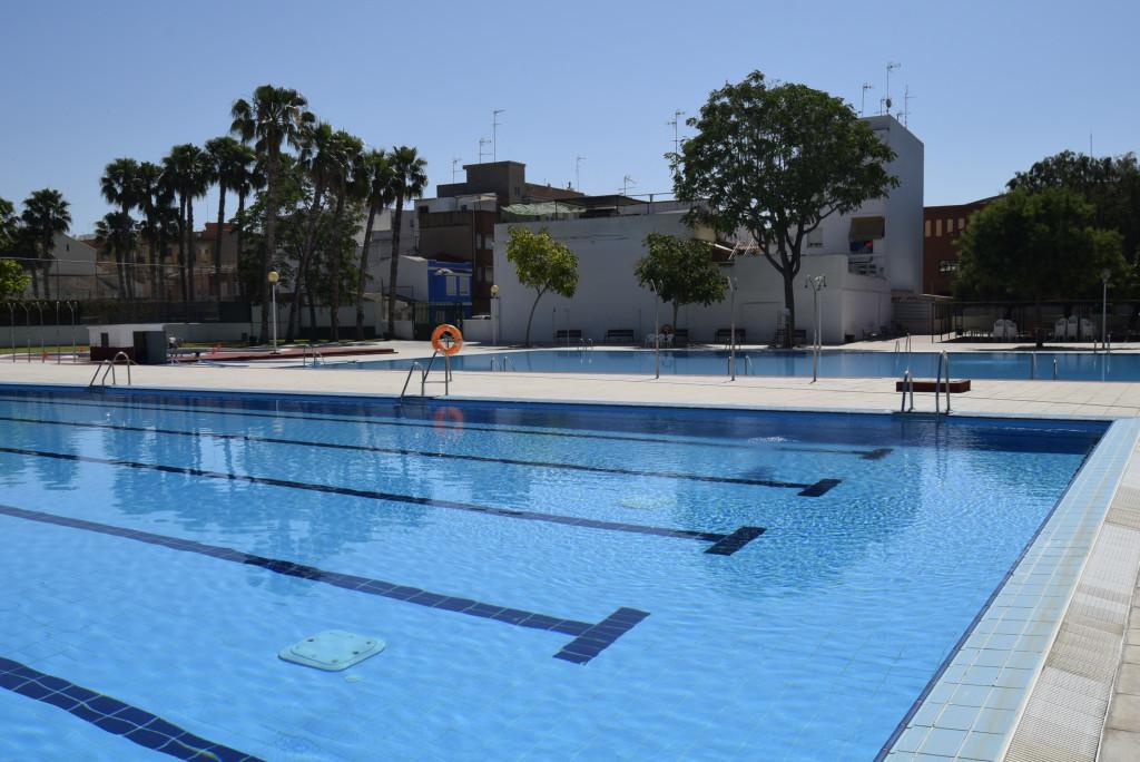 piscina municipal Burjassot