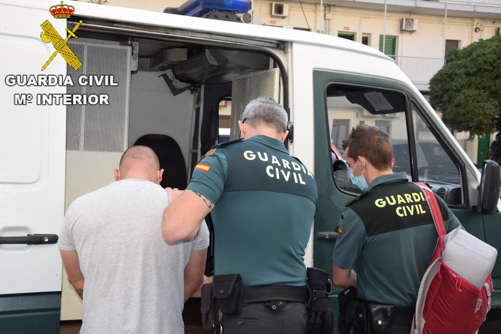 Detenidos secuestro Pobla de Vallbona