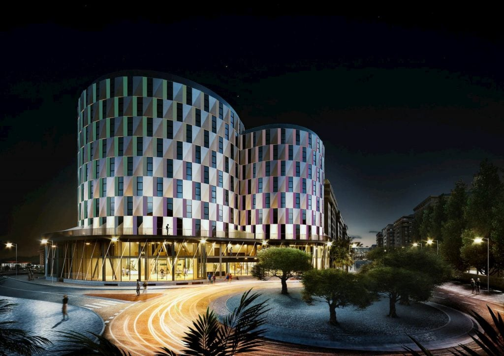 hotel patacona Alboraya