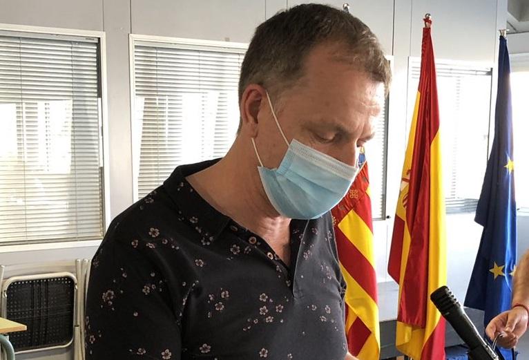 Jordi Mansó PP Massamagrell