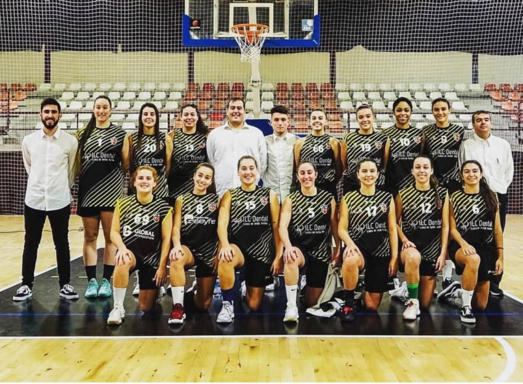 Nou basquet Paterna femenino