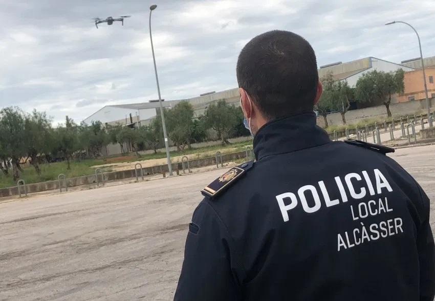 Policia Local Alcàsser