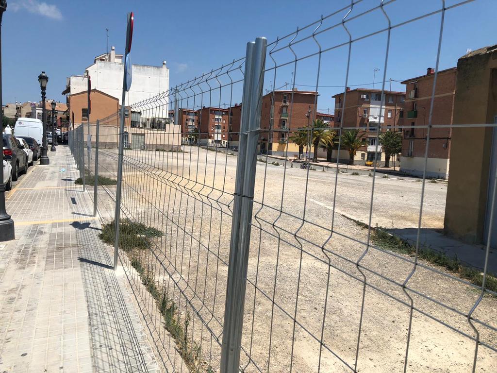 Ramón Ramía Querol obras aparcamiento
