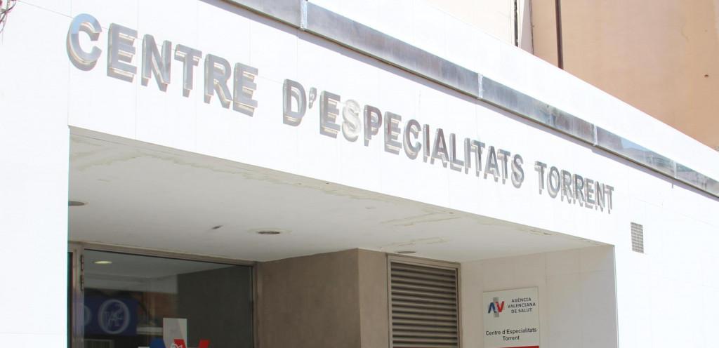 centro salud Santos patronos Torrent