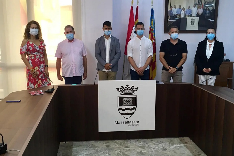 nuevo equipo gobierno massalfassar