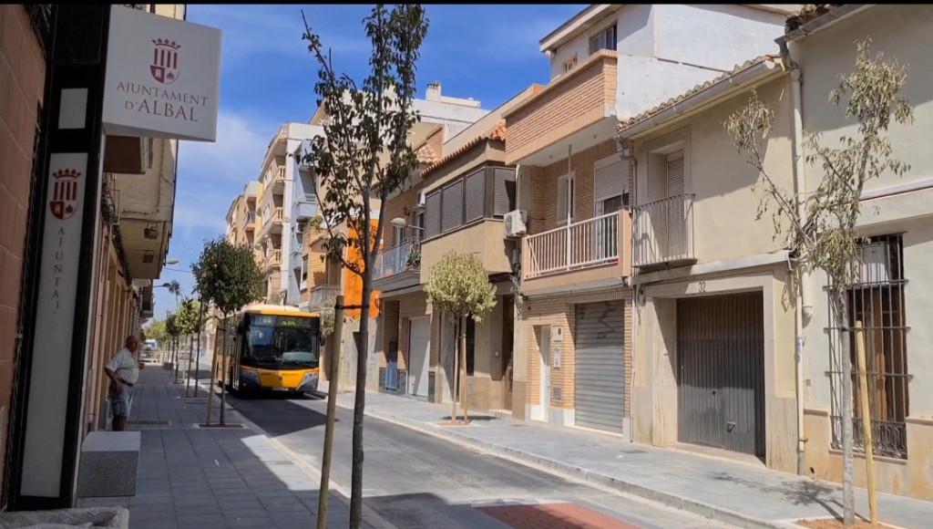 Albal carrer Santa Ana