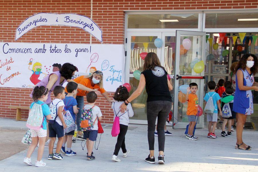 Ciutat de Cremona Alaquas inicio curso escolar