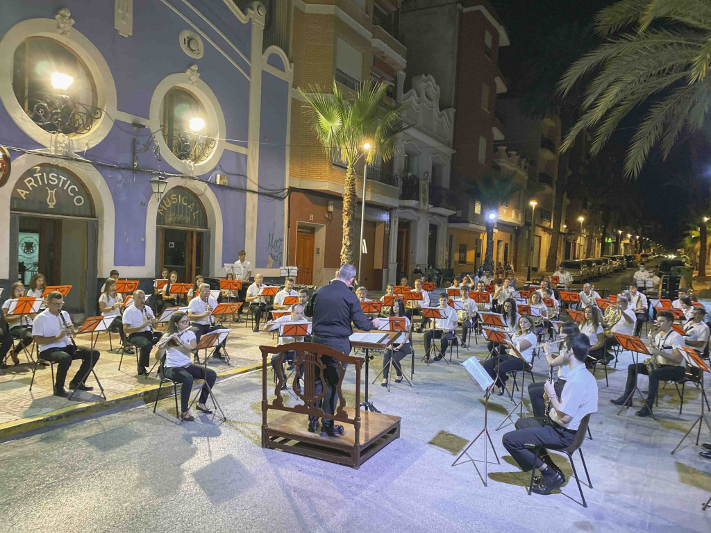 Concert Societat Artistico Musical fiestas Picassent 2020